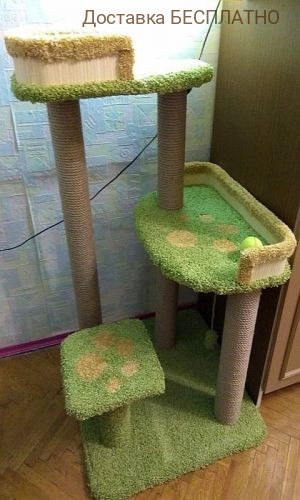 "Комплекс для кошек ""Виктори"""