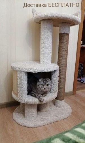 """Комплекс для кошек """"Котофей"""""""