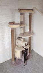 """Когтеточка комплекс для кошек """"Кун"""""""
